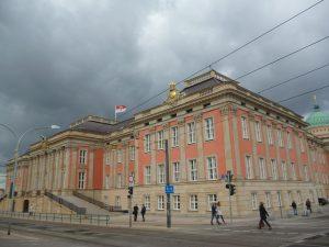 Potsdamer Schloss/Landtag