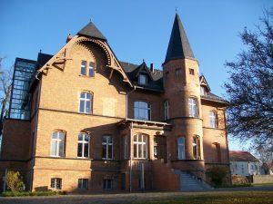 ehemaliges Gutshaus Altlandsberg