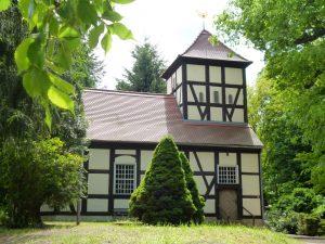 Fischerkirche Ferch